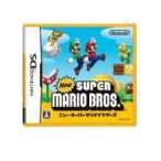 【送料無料】【中古】DS New スーパーマリオブラザーズ ソフト