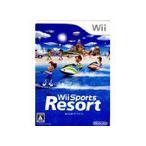 【送料無料】【中古】Wii Wiiスポーツ リゾート ソフト