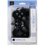 【送料無料】【中古】PS2 PlayStation2専用 アナログ連射コントローラー 極 ブラック プレイステーション2 プレステ2