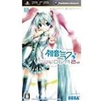 【送料無料】【中古】PSP 初音ミク -Project DIVA- 2nd お買い得版