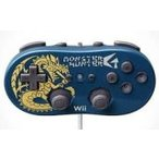 Wii モンスターハンター クラシックコントローラー