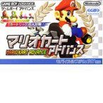 GBA ゲームボーイアドバンスマリオカートアドバンス