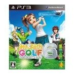 PS3 みんなのGOLF 6 ゴルフ6 プレイステーション3 プレステ3