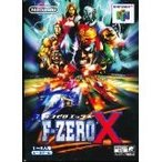 【送料無料】【中古】N64 任天堂64 F-ZERO X エフゼロ