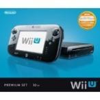 【送料無料】Wii U プレミアムセット kuro クロ 黒 任天堂 本体(箱説付き)
