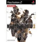 PS2 プレイステーション2 METAL GEAR SOLID 3 SNAKE EATER メタルギアソリッド3