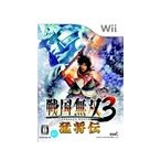 【送料無料】【中古】Wii ソフト 戦国無双3 猛将伝