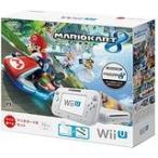 【送料無料】Wii U マリオカート8 セット シロ 任天堂 本体(箱説付き)