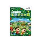 ショッピングどうぶつの森 【送料無料】【中古】Wii 街へいこうよ どうぶつの森(ソフト単品) ソフト