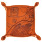 エルメス トレー H311306M01 HERMES ソルド トレイ 小物入れ ヴィド・ポッシュ ミーズ・エ・ルランス ベルリンヌ ORANGE オレンジ