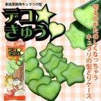 家庭菜園用キュウリの型/デコきゅう/(ハート&星)