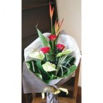 母の日 アンスリウム バラ 花 花束 生花 プレゼント 誕生日 結婚記念日 結婚祝い ひな祭り 送料無料
