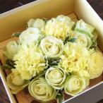 敬老の日 フラワーケーキ 薔薇 カーネーション クリームケーキ 生花 プレゼント ギフト誕生日 結婚記念日 結婚祝い 画像 送料無料