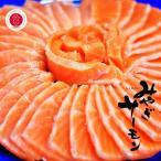 サーモン 刺身 みやぎサーモン 国産 鮭 約3kg〜3.6kg 54人前 〜 66人前 大トロ 生食用  銀ざけ 銀鮭 鮮魚  サーモンハラス トロサーモン 鮭ハラス 鮭 刺身