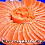 サーモン 刺身 みやぎサーモン 鮭 半身 約700g〜1kg未満 12人前 〜 17人前 国産 大 銀ざけ 銀鮭 アトランティックサーモン