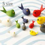 ラッセントレー Larssons Tra バード オブジェ 木製 置物 置き物 グッズ 小鳥 動物 かわいい 北欧雑貨