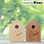 掛け時計 more trees モア トゥリーズ 鳩時計 掛時計 はと時計 かけ時計 鳥