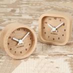 置き時計  ウッドブロック WOODBLOCK KATOMOKU 置時計 おしゃれ 木 ポップ 子供部屋