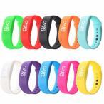 Yahoo!westsideLED 腕時計  LEDディスプレイ スポーツ腕時計 ランニング デジタル  クォーツ時計  シリコンバンド メンズ  レディース  シリコン腕時計 LED-2638