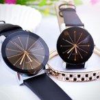 腕時計 アナログ クォーツ時計 ユニセックス腕時計 シ