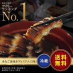 送料無料 あなご(アナゴ 穴子) お試し 冷蔵 あなご蒲焼きプレミアム(3尾) カクイチ横丁の画像