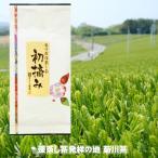 2016年新茶 お茶のカクト 深蒸し煎茶 最上級一番茶 『特撰手摘み』100g 【深蒸し茶用急須をお使いください】