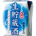 スモール祝駒 生貯蔵酒 /北関酒造(栃木)  180ML