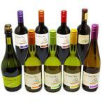 人気のチリワイン コノスル9本 ワインセット (泡1本+赤・白各4本)    750ML*9ホン  1セット