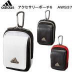 adidas アディダス アクセスポーチ6 AWS37
