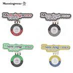 マンシング Munsingwear ゴルフ クリップマーカー キャップマーカー MGBNJX50