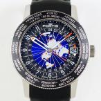 FORTIS フォルティス B-47 WORLD TIMER GMT メンズ 自動巻 美品