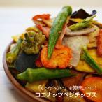 国産野菜100%【ココナッツベジチップス】純国産野菜だけで野菜チップスを作りました。
