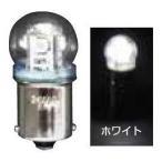 ジェットイノウエ 電球型LED5バルブ 12V BA15S ホワイト 528714
