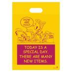 小分け用袋(アメコミ) 駄菓子25〜30個用(駄菓子スナック菓子だと2個〜4個用)×10枚【 小分け 取り分け つかみ取り 袋 】