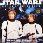 Star Wars Han Solo and Luke Skywalker in Stormtrooper Gear Limited Edition