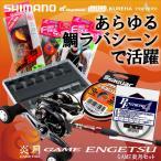 高品質がこの値段 SHIMANO シマノ ゲーム炎月 タイラバセット 糸巻き済み