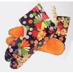 足袋 祭り たび 祭足袋 地下足袋 祭り足袋 カラフル 黒 菊 5枚鞐 7枚鞐 まつり 祭り用品
