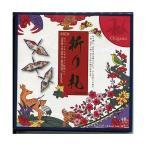 折り札(花札絵柄の折り鶴たち)花鳥風月のおりがみおりふだ(006201)