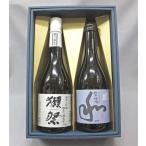 (クール便発送)(日本酒飲み比べギフトセット)獺祭39 純米大吟醸 磨き三割九分720ml×蓬莱泉 和 純米吟醸720mlセット箱入