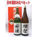(日本酒飲み比べギフトセット)田酒 山廃仕込特別純