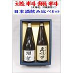 送料無料(日本酒飲み比べセット)獺祭45純米大吟醸720ml×久保田 千寿 吟醸720ml