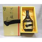 ショッピング大 (送料無料)世界一統 褒紋大吟醸 一イチ 720ml 日本酒