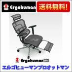 オフィスチェア エルゴヒューマン プロ オットマン (ハイタイプ) Ergohuman PRO ottoman EHP-LPL