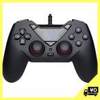 ZD-C 有線ゲームコントローラ【サポート:PC、ノートパソコン、任天堂スイッチ、Steam、Origin、Fire TV、Androidデバ