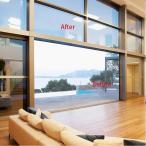 窓断熱シート マジックミラー 窓薄色ガラススクリーン 自宅屋内プライバシースクリーン 装飾的な断熱住宅窓フィルム (60cm×200cm,