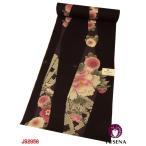 浴衣 反物 Z02 高級ブランド浴衣 生地 綿麻 麻混 変わり織 ミミあり PATTiPATTi 美しいキモノ掲載