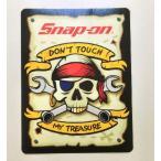 スナップオン ステッカー 海賊 USA純正 並行輸入品