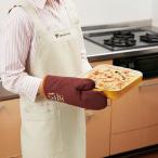 ショッピング鍋 鍋つかみ キッチンミトン 鍋掴み オーブンミット グローブ コットン 綿100% パンに恋して