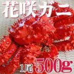 Hanasaki Crab - カニ かに 花咲ガニ オス 500g 活目600g ボイル冷凍 北海道特産 即納 グルメ ギフト お歳暮 お中元