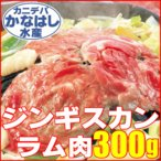 北海道 ラム肉 ジンギスカン 300g 北海道特産 即納グルメ ギフト お歳暮 お中元